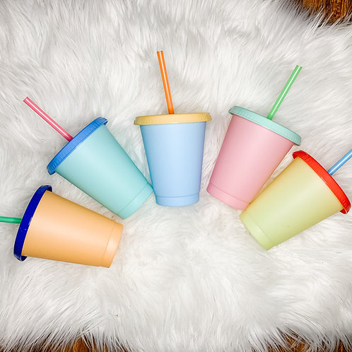 Kids Colour Changing Cups