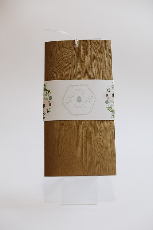 Papier bois