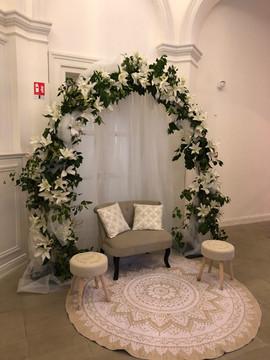 Arche et décor