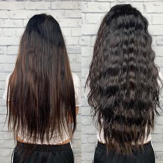 For all my dark brown mocha hair lovers
