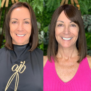 The @bellamihair Instant Volume human hair piece is great for the client looking for more fullness and volume at The top, front and sides of their hair. A simple four clip system ensures you can style your own hair at home in 1 minute or less!