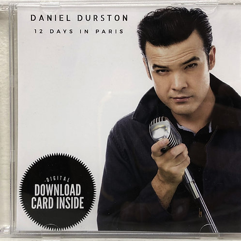 Digital Download Card - Original Music by The King: Daniel Durston