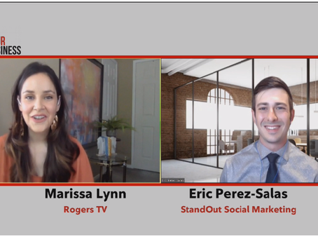 In Your Business - Eric Perez-Salas (StandOut Social Marketing)