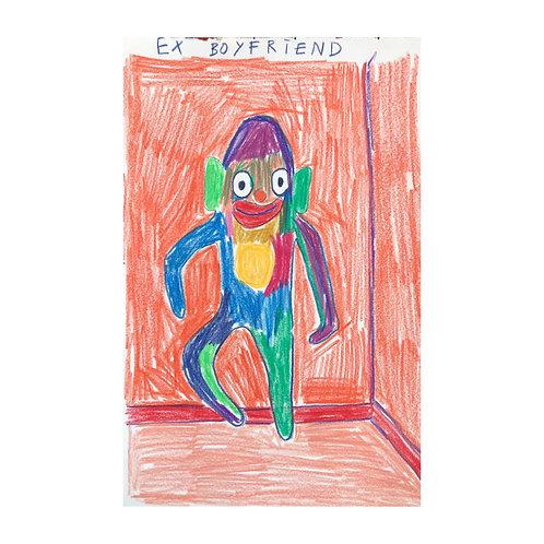 Ex Boyfriend // Original Drawing