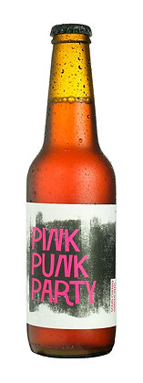 PINK PUNK PARTY - GINGER BEER C/GINJAS