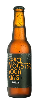 SPACE MONSTER YOGA KING - PALE ALE