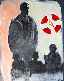 London Calling, Refugee