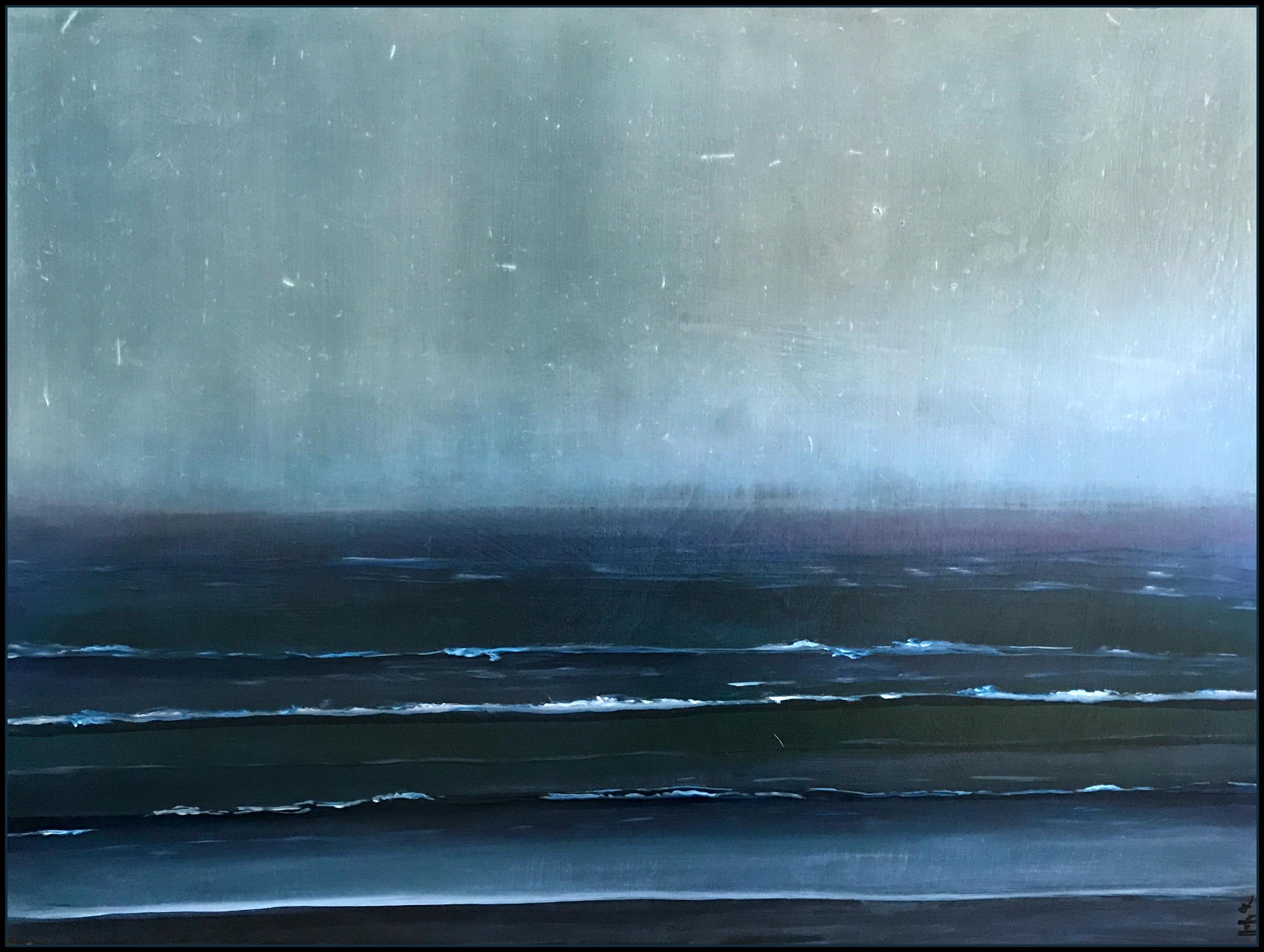 ns02,oil on wood panel