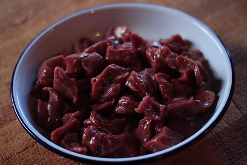 Beef Diced Kebab per 100g