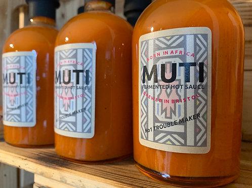 Muti Hot Sauce