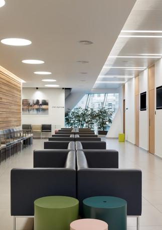 MOR Rishonim - YK Architects
