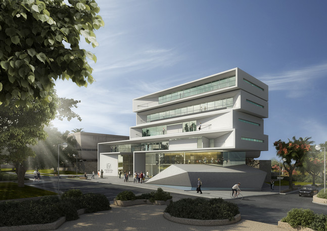 The International Studies Building