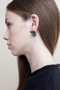 Escargot Earrings