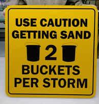 Custom Aluminum Street Sign Greenville D
