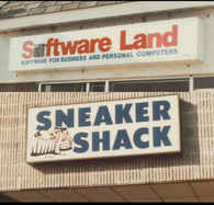 Illuminated Sign Software Land and Sneak