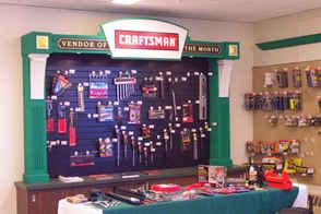 Custom Dimensional Store Displays and St