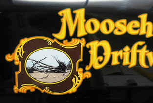 Vehicle Digital Print Moosehead Drift tn