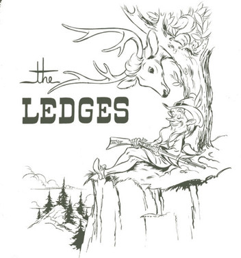History Signs of the Past - ledges Black