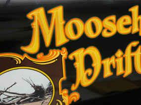Vehicle Digital Print Moosehead Drift 2