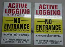 Custom Flat Panel  Signs Logging tn.JPG