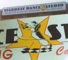 Illuminated Sign Stardust Dance Studio t