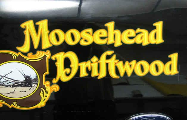 Vehicle Digital Print Moosehead Drift 3