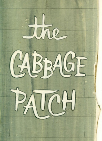 History Signs of the Past - The Cabbage
