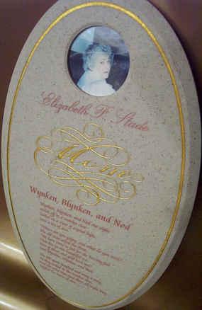 Corian Carved Custom Memorial Plaque tn.