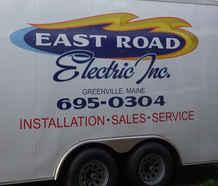 Vehicle Trailer Digital Print East Road