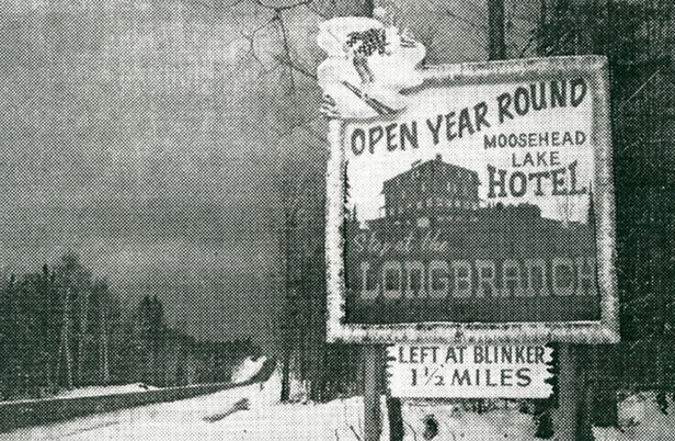 History Signs of the Past - Longbranch t
