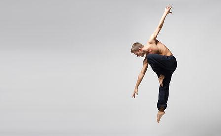 Danseur Homme moderne