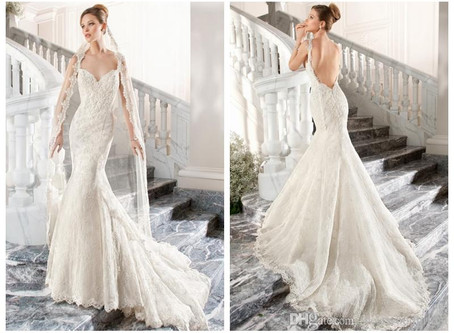 Factor in Alterations in your Wedding Gown Budget
