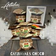Carnavals chocolade Prins