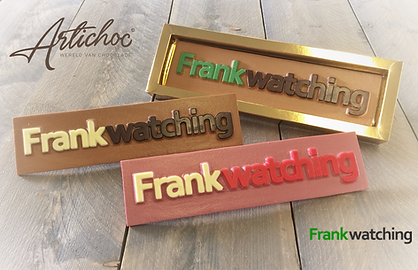 Frankwatching logo tablet