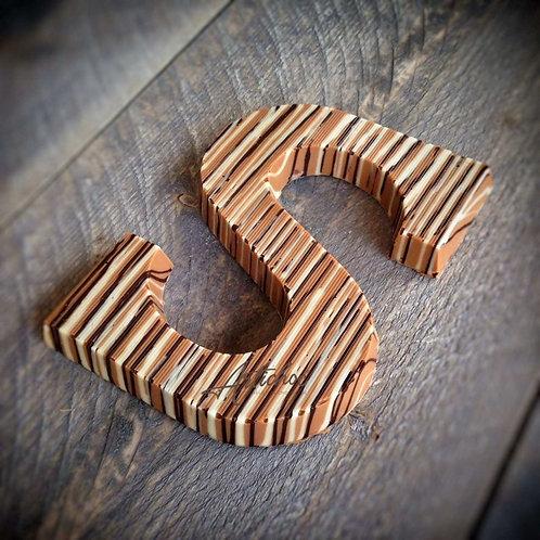 Chocoladeletter Safari135 gram