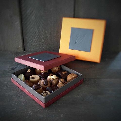Luxe doos bonbons 250 gram