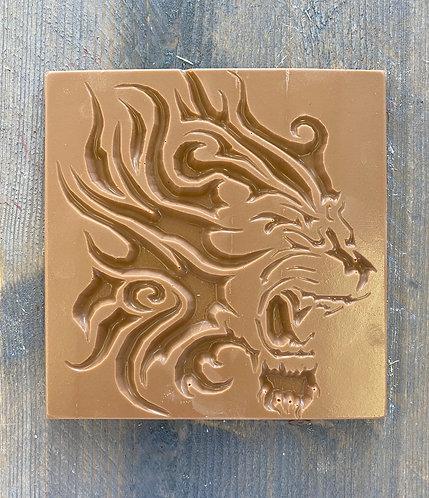 De chocolade leeuw van holland