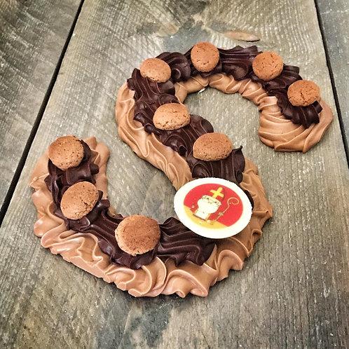 Chocoladeletter XL 325 gram