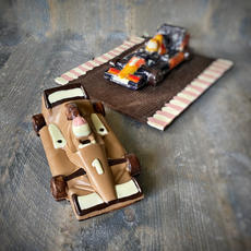 chocolade formule 1 auto Red Bull