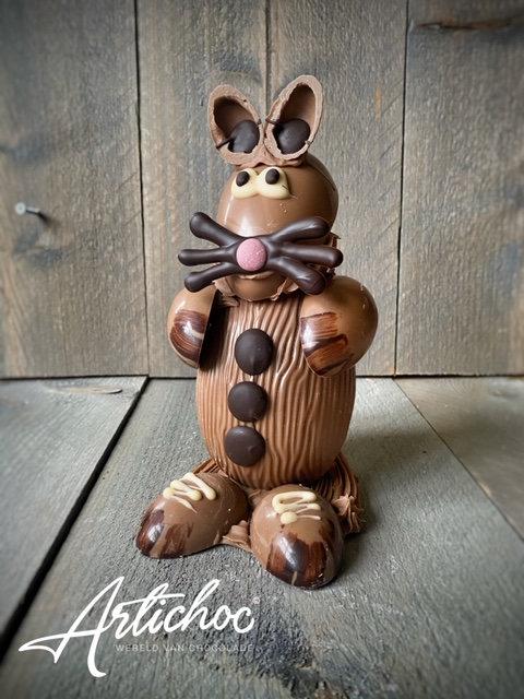 Chocolade fantasiehaas