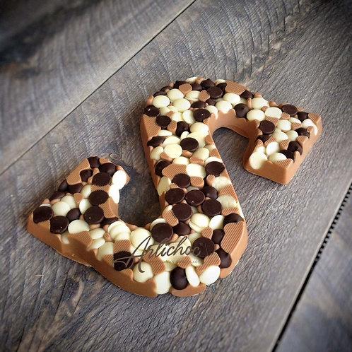Chocoladeletter Drops 200 gram