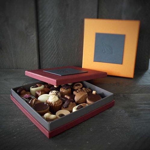 Luxe doos bonbons 375 gram