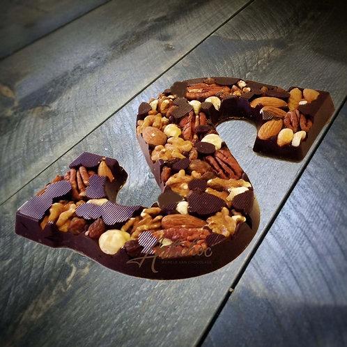 Chocoladeletter Nootmelange 200 gram