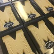 My brand chocoladeletter