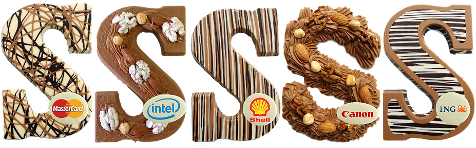 chocolade logo letters