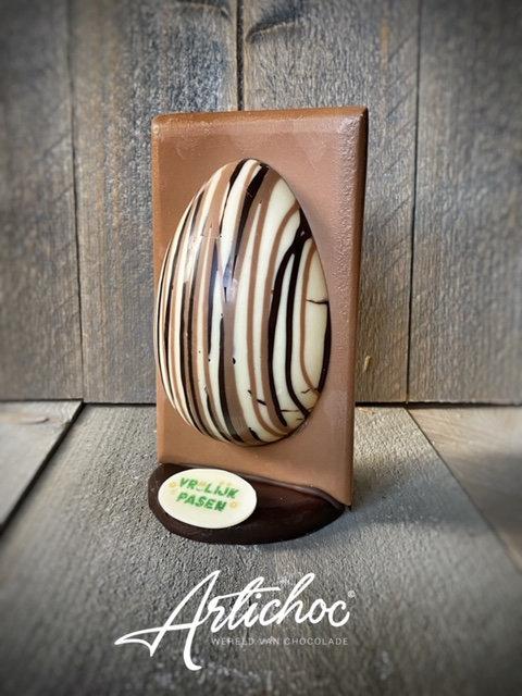 Chocolade frame ei