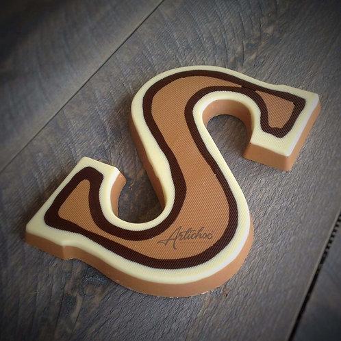 Chocoladeletter Milo 200 gram