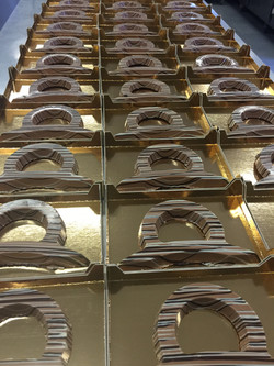 Akatherm chocolade logo