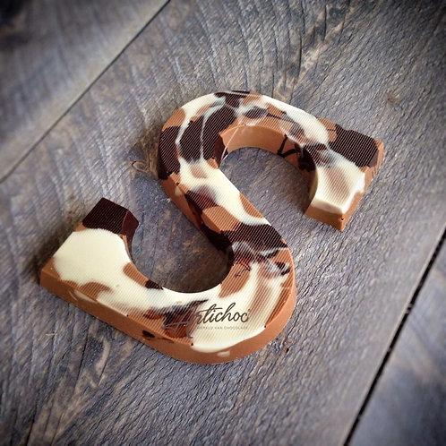 Chocoladeletter Artco 135 gram