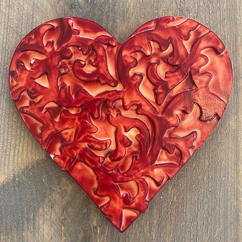Chocolade hart love